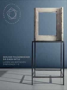賽門拉圖(Simon Rattle) - Ludwig Van Beethoven 1-9 音樂會 [Disc 1/2]