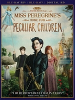 [英] 怪奇孤兒院 3D (Miss Peregrine s Home for Peculiar Children 3D) (2016) <快門3D>[台版]