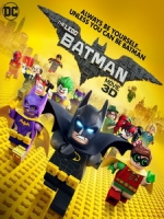 [英] 樂高蝙蝠俠電影 3D (The Lego Batman Movie 3D) (2017) <快門3D>[台版]