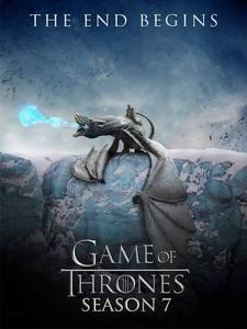 [英] 冰與火之歌 - 權力遊戲 第七季 (Game Of Thrones S07) (2017) [Disc 1/3][台版]