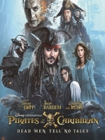[英] 神鬼奇航 - 死無對證 3D (Pirates of the Caribbean - Dead Men Tell No Tales 3D) (2017) <2D + 快門3D>[台版]