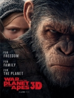 [英] 猩球崛起 - 終極決戰 3D (War For The Planet Of The Apes 3D) (2017) <2D + 快門3D>[台版]