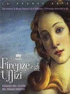 佛羅倫斯與烏菲茲美術館 3D (Florence and the Uffizi Gallery 3D) <2D + 快門3D>