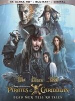 [英] 神鬼奇航 - 死無對證 (Pirates of the Caribbean - Dead Men Tell No Tales) (2017)[台版]