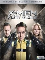 [英] X戰警 - 第一戰 (X-Men - First Class) (2011)[台版]