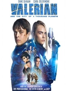 [英] 星際特工瓦雷諾 - 千星之城 3D (Valerian and the City of a Thousand Planets 3D) (2017) <2D + 快門3D>[台版字幕]