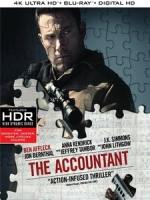 [英] 會計師 (The Accountant) (2016)[台版]