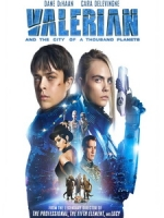 [英] 星際特工瓦雷諾 - 千星之城 3D (Valerian and the City of a Thousand Planets 3D) (2017) <2D + 快門3D>[台版]