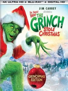 [英] 鬼靈精 (How the Grinch Stole Christmas) (2000)[台版]