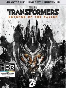 [英] 變形金剛 2 - 復仇之戰 (Transformers - Revenge of the Fallen) (2009)[台版]