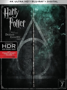 [英] 哈利波特 - 死神的聖物 II (Harry Potter and the Deathly Hallows - Part II) (2011)[台版]
