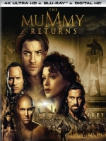[英] 神鬼傳奇 2 (The Mummy Returns) (2001)[台版]