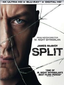 [英] 分裂 (Split) (2017)[台版]