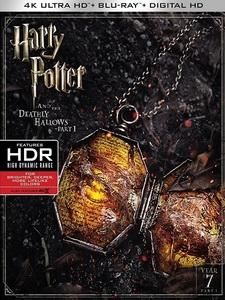 [英] 哈利波特 - 死神的聖物 I (Harry Potter and The Deathly Hallows - Part I) (2010)[台版]
