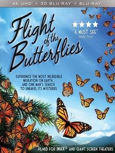 帝王蝶的遷徙 (Flight of the Butterflies)
