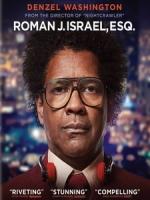 [英] 羅曼先生您好 (Roman J Israel, Esq.) (2017)[台版]