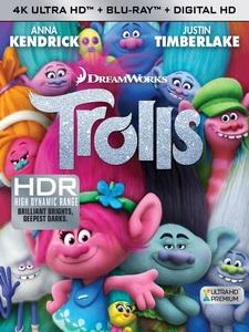 [英] 魔髮精靈 (Trolls) (2016)[台版]