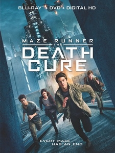 [英] 移動迷宮 - 死亡解藥 (Maze Runner - The Death Cure) (2018)[台版]