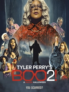 [英] 黑瘋婆娘的萬聖節 2 (Boo 2! A Madea Halloween) (2017)[台版字幕]