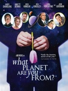 [英] 你混那個星球的 (What planet are you from?) (2000)[台版字幕]