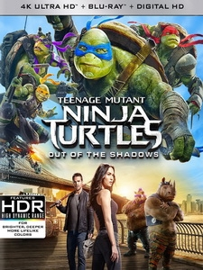 [英] 忍者龜 - 破影而出 (Teenage Mutant Ninja Turtles - Out of the Shadows) (2016)[台版字幕]