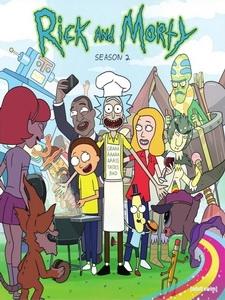 [英] 瑞克和莫蒂 第二季 (Rick and Morty S02) (2015)[台版字幕]