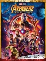 [英] 復仇者聯盟 3 - 無限之戰 (Avengers - Infinity War) (2018)[台版]