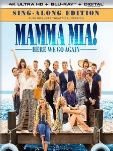 [英] 媽媽咪呀!回來了 (Mamma Mia! Here We Go Again) (2018)[台版字幕]