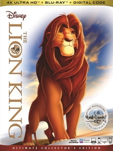 [英] 獅子王 (The Lion King) (1994)[台版]
