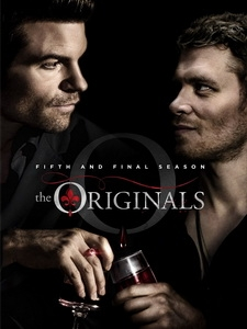 [英] 創始吸血鬼 第五季 (The Originals S05) (2018) [Disc 1/2]