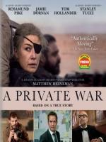 [英] 私人戰爭 (A Private War) (2018)[台版字幕]