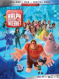 [英] 無敵破壞王 2 - 網路大暴走 (Ralph Breaks the Internet) (2018)[台版]