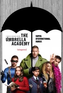 [英] 雨傘學院 第一季 (The Umbrella Academy S01) (2019) [Disc 1/2] [台版字幕]