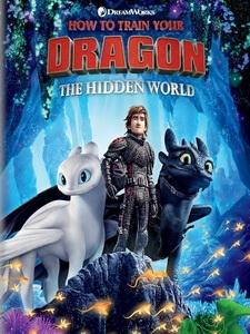[英] 馴龍高手 3 3D (How to Train Your Dragon - The Hidden World 3D) (2018) <2D + 快門3D>[台版]