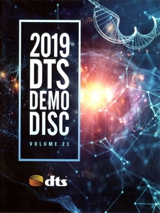 2019 DTS Demo Disc Vol. 23 4K 藍光測試碟