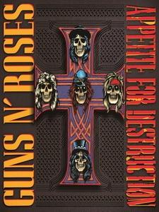槍與玫瑰合唱團(Guns N Roses) - Appetite For Destruction 重製專輯