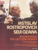 小澤征爾 (Seiji Ozawa) - Rostropovich The Last Don Quixote 音樂會[Disc 2/2]