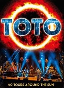 TOTO 托托合唱團 烈日之旅40周年世界巡迴演唱會(TOTO 40 Tours Around The Sun)