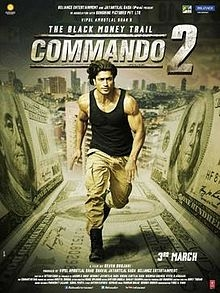 [印] 一個人的突擊隊2 (Commando 2) (2017)[台版字幕]