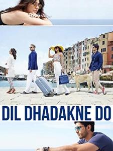 [印] 讓心跳動/心跳零距離 (Let the Heart Beat/Dil Dhadakne Do) (2015) [台版字幕]