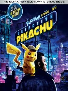 [英] 名偵探皮卡丘 (Pokemon Detective Pikachu) (2019)[台版]