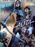 [英] 艾莉塔 - 戰鬥天使 (Alita - Battle Angel) (2019)[台版]