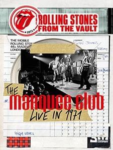 滾石合唱團(The Rolling Stones) - From The Vault The Marquee Club Live In 1971 演唱會