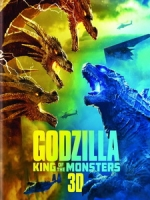 [英] 哥吉拉II - 怪獸之王 3D (Godzilla - King of the Monsters 3D) (2019) <快門3D>[台版]