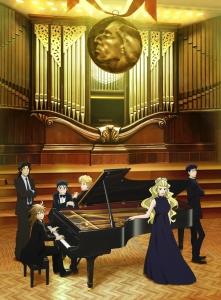 [日] 琴之森 第二季 (Forest of Piano S02) (2019) [台版字幕]