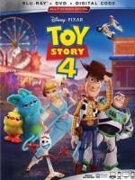 [英] 玩具總動員 4 3D (Toy Story 4 3D) (2019) <2D + 快門3D>[台版]