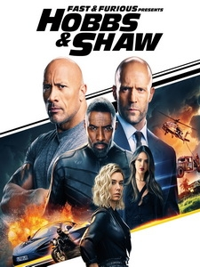 [英] 玩命關頭 - 特別行動 (Fast & Furious presents - Hobbs & Shaw) (2019)[台版]