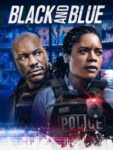 [英] 警網黑幕 (Black and Blue) (2019)[台版]