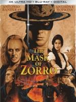 [英] 蒙面俠蘇洛 (The Mask of Zorro) (1998)[台版]