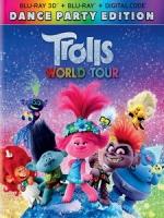[英] 魔髮精靈唱遊世界 3D (Trolls World Tour 3D) (2020) <2D + 快門3D>[台版]